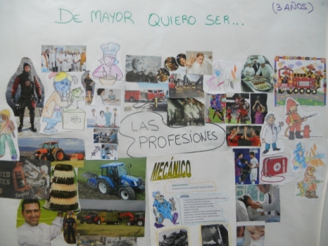 COLLAGE DE LAS PROFESIONES