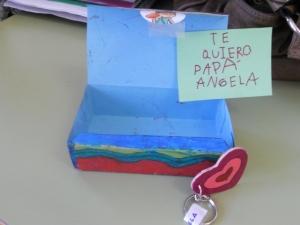 TRABAJO DEL DÍA DEL PADRE (CUATRO AÑOS)