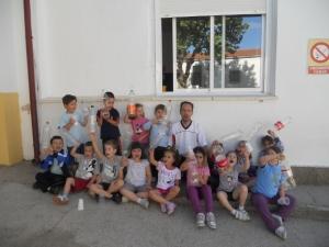 Grupo de cinco años B