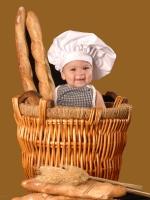 niña pan