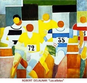 robert delaunay los atletas (1)